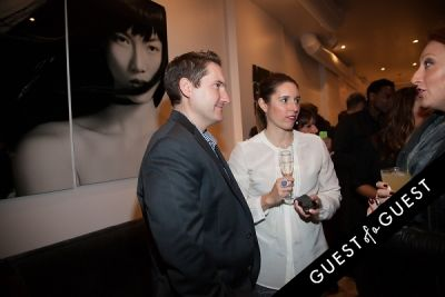andre saraiva in The Ammon Carver Salon & Studio Opening