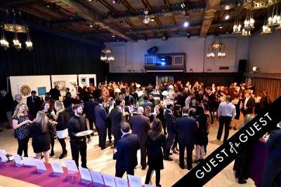 92Y's Emerging Leadership Council second annual Eat, Sip, Bid Autumn Benefit