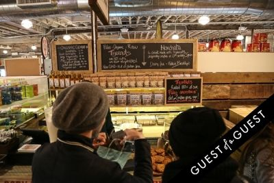 Organic Gemini at Gansevoort Market
