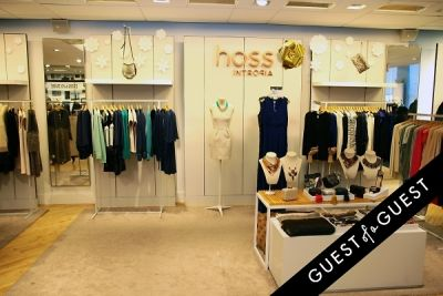 Hoss Intropia at Bloomingdales Soho
