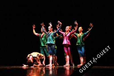 Barak Ballet Presents Triple Bill 2015 at The Broad Stage