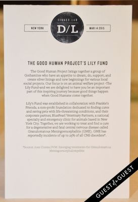 Battle of the Chefs Charity by The Good Human Project + Dinner Lab