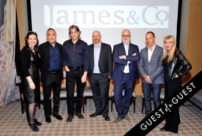 James & Co. presents Design, Workplace and Innovation