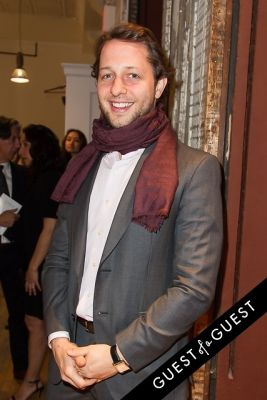 derek blasberg in NY Academy of Art's Tribeca Ball to Honor Peter Brant 2015