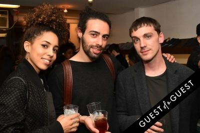 christian restoin in PROJECT COBALT SS15  COLLECTION LAUNCH AT REED SPACE