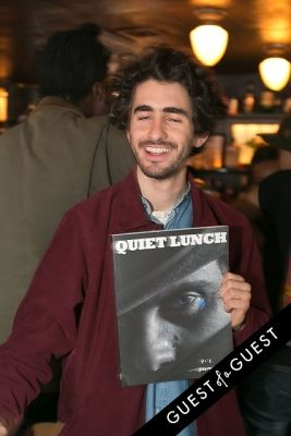 nell diamond in Quiet Lunch Magazine Launch
