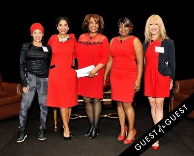 Amer. Heart Assoc. Brooklyn Go Red For Women Breakfast