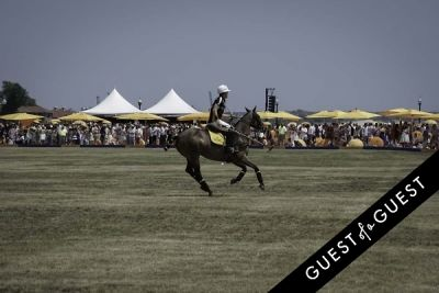 lindsey johnson in 8th Annual Veuve Clicquot Polo Classic