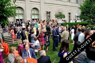 Frick Collection Flaming June 2015 Spring Garden Party