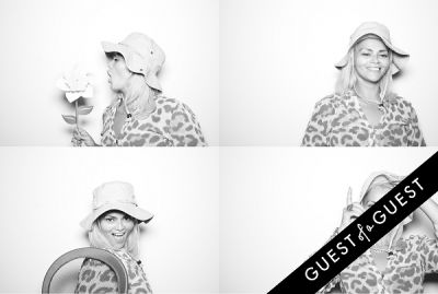 leann rimes in IT'S OFFICIALLY SUMMER WITH OFF! AND GUEST OF A GUEST PHOTOBOOTH