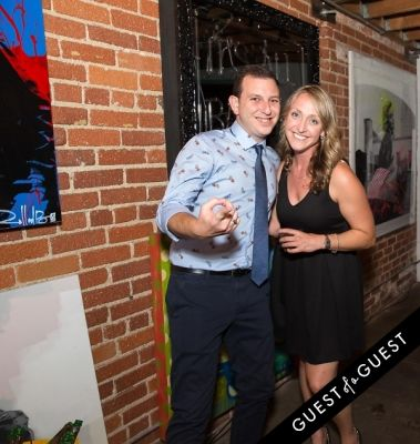 jonathan gabay in Hollywood Stars for a Cause at LAB ART
