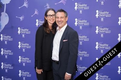 Healthy Child Healthy World 23rd Annual Gala Red Carpet