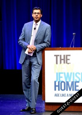 The New Jewish Home 3rd Ann. Himan Brown Symposium