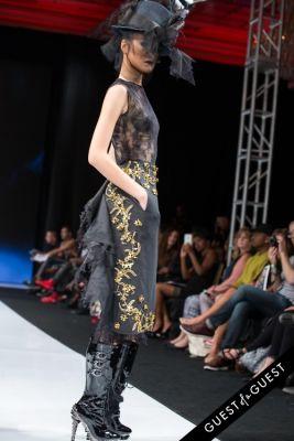 hanneli mustaparta in Art Hearts Fashion LAFW 2015 Runway Show Oct. 8