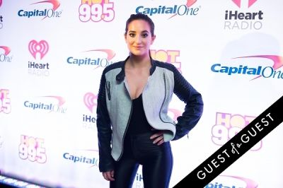 Capital One Presents Hot 99.5 Jingle Ball - Red Carpet