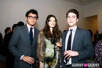 lorenzo martone in New York Foundation for the Arts benefit