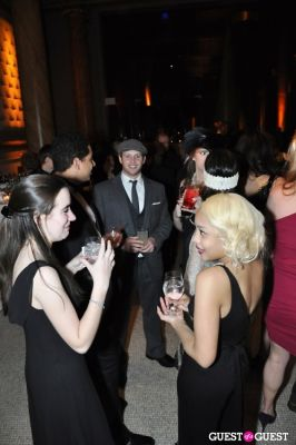 gillian miniter in GOTO's 2010 Jazz & Gin Winter Gala and Casino Night