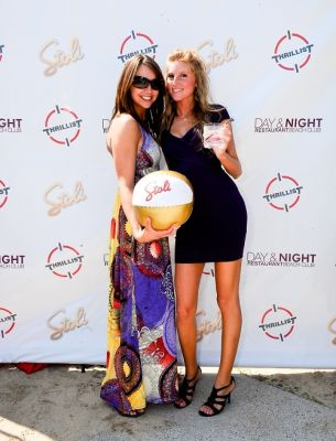 maria bartiromo in THRILLIST and GUEST OF A GUEST @ Day and Night Beach Club