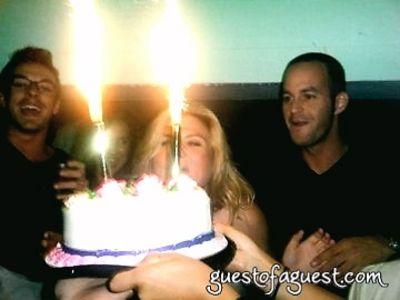 Carson Griffith's Birthday