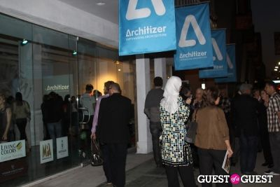Architizer LA Launch Party