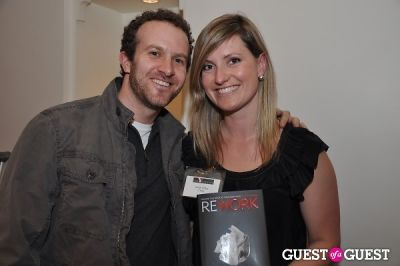 stella keitel in BIG YDEAS: Speaking Engagement and Book Signing featuring Jason Fried