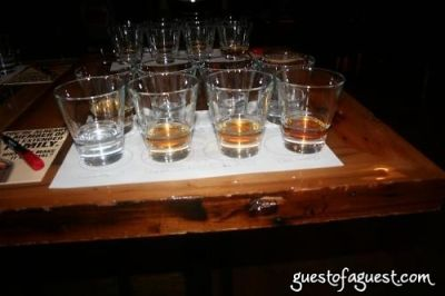 Bourbon Tasting at Southern Hospitality
