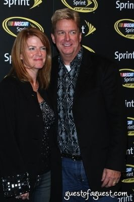 NASCAR CHamp Celebration Red Carpet