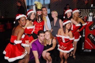 Bacardi USA Holiday Party