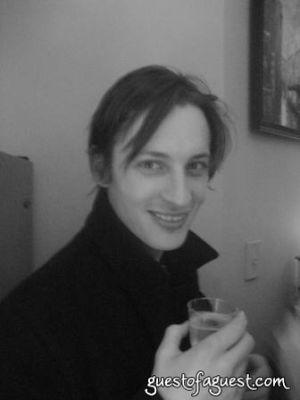 paul johnson-calderon in Timo's Christmas Party