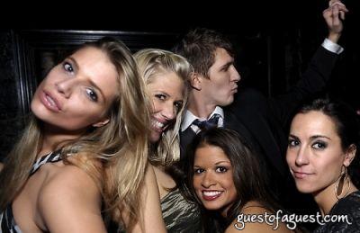 Bijoux New Years Party