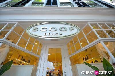 Melissa Shoes Event @ Scoop East Hampton