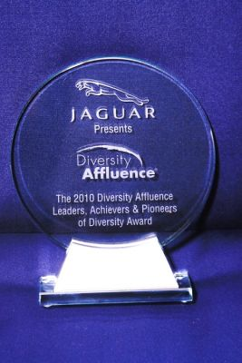 Diversity Affluence Brunch Series Honoring Leaders, Achievers & Pioneers of Diversity Presented by Jaguar