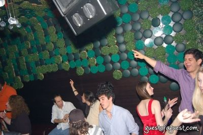 debra messing in Dj Reach Spins at Greenhouse Tuesdays