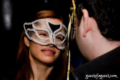 Soho Synagogue Venetian Mask Purim Party I