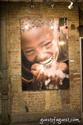 Charity:Water Opening Night