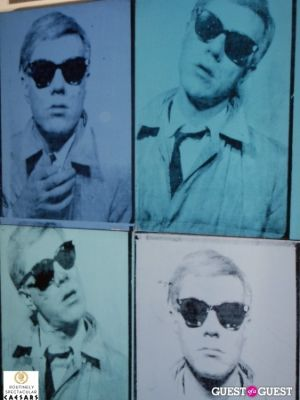 ian cohen in Tribute to Andy Warhol Hosted by Dom Perignon