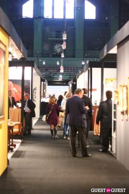 Antiques and Art at the Armory: Private Preview