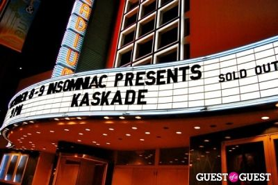 Kaskade At The Palladium