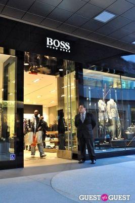 """Hugo Boss """"Boss Store"""" Opening"""