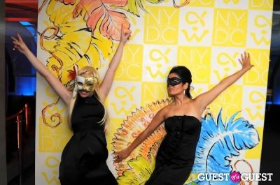 5th Annual Masquerade Ball at the NYDC