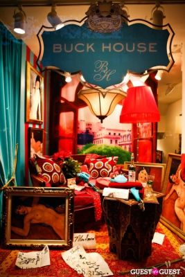 Buck House Birthday Party