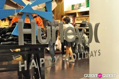 Hurley Pop-Up Shop
