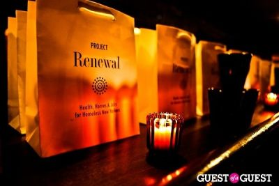Project Renewal's Fourth Annual Fall Ball