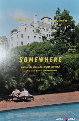 """Somewhere"" special N.Y. screening"