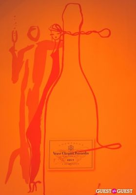 Veuve Clicquot celebrates Clicquot in the Snow