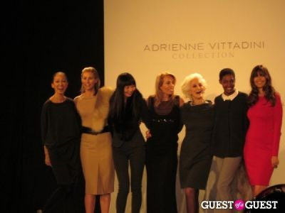 Adrienne Vittadini Fall Collection 2011