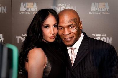 "MIKE TYSON / PREMIERE OF ""TAKING ON TYSON"""
