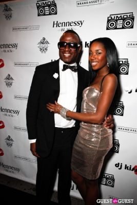 Celebrity DJ'S, DJ M.O.S And DJ Kiss Celebrate Their Nuptials