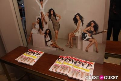Kardashian Redbook Launch Party
