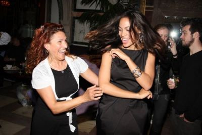 Rosario Dawson's 30th Bday party